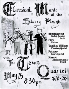 Classical Music at the Plough Flyer-1